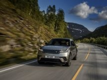 Jaguar Land Rover sold more than 11 thousand cars in Russia in 2017