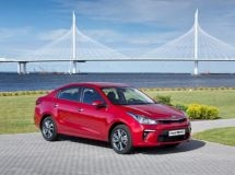 KIA Rio became the best-selling model in Russia in 2017