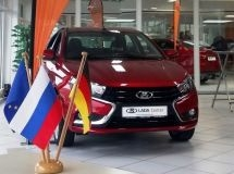 Over 5,000 LADA vehicles sold in EU in 2017