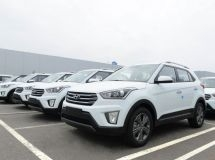 Locally assembled foreign vehicles generated 60% of the market in Russia in 2017