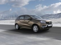 LADA XRAY with new options went on sale