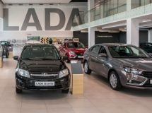 AVTOVAZ increased sales of LADA cars by 29% in January