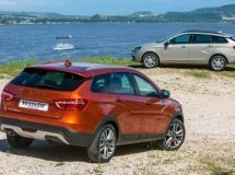 Every third sold LADA Vesta - wagon SW or SW Cross