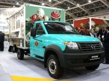 The UAZ presented new special versions of UAZ
