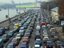 In Russia there are more than 50 million vehicles
