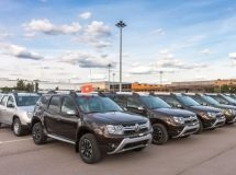 The export of cars from Russia grew by 23% for the year