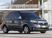 The new Fiat Doblo is launched on the Russian market