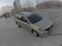 LADA Vesta set a new sales record in February