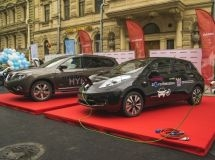 In Russia, there are 1.8 thousand electric cars