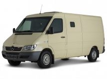 Mercedes-Benz Sprinter Classic received a special series with special protection and a low roof