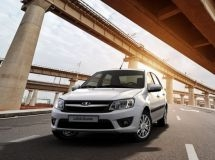 AvtoVAZ increases the assembly of LADA Granta sedans in Egypt