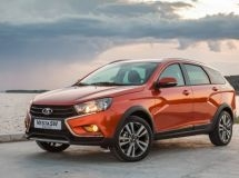 AvtoVAZ starts the export of the estate car LADA Vesta to Europe