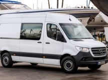 Mercedes-Benz Vans has announced new products for Russia