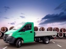 The Russian market of new LCV increased by 8% in March