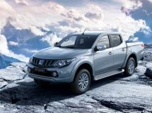 Mitsubishi L200 became the leader in the pickup segment