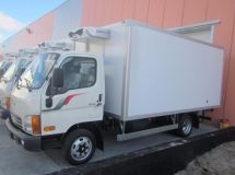 Avtotor started the production of refrigerators Hyundai HD35