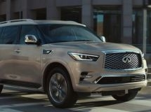 There were announced prices for the new SUV Infiniti QX80