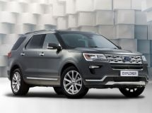 Updated Ford Explorer went on sale in Russia