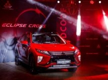 Mitsubishi Eclipse Cross starts in the Russian market
