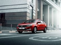 Sales of LADA cars fell by 9% in the European Union in March