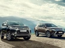 Mitsubishi increased sales 2.4 times in April