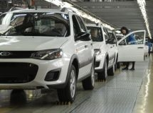 AvtoVAZ plans to increase sales by 12% in Russia in 2018