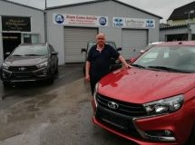 The sales of LADA Vesta SW and SW Cross started in Austria