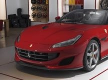 The new Ferrari Portofino went on sale in Russia