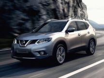 Nissan X-Trail became the best-selling brand in Russia in May
