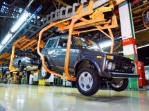 AUTOVAZ will stop the production of cars for three weeks of summer vacations
