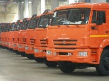 KAMAZ produced more than 18 thousand vehicles in the first half of the year