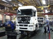 KAMAZ increases production by 5% during 7 months of 2018