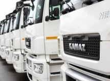 KAMAZ delivered a large lot of updated tractors
