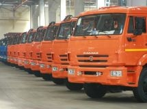 The market of new trucks fell by 19% in August