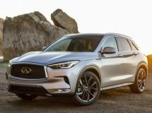 Infiniti QX50 and QX80 are available on credit at reduced rates