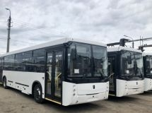 The Russian market of new buses fell by a quarter in August