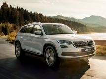 Skoda Kodiaq entered the TOP-three of the capital SUV market in September