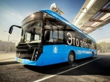 GAZ Group will present new generation buses at Busworld