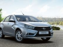 LADA Vesta and LADA Granta have improved their positions in the European TOP-100 rating