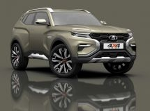 New LADA 4x4 will appear in the markets of Western Europe