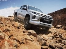 Updated pickup Mitsubishi L200 will appear in Russia