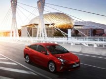 Toyota recalls over 200 Prius cars in Russia