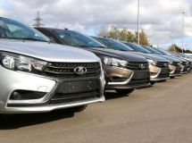 LADA has improved its position in the global automotive brand sales ranking