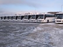 Hyundai will deliver 30 tourist buses for the Universiade of 2019