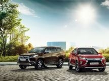 Mitsubishi increased sales by 38% in Russia in November