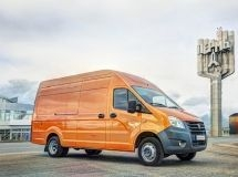 Russian market of new LCV continued to fall in November