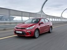 KIA Rio is the leader in the St. Petersburg market for the second month in a row