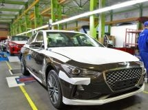 The production of passenger cars grew by 18% in November