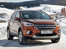 Most of Russian Ford buyers prefer 3-year loans.