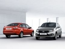 LADA Granta is the leader in the Russian market for the second month in a row